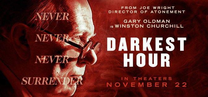 Gary Oldman shines in DARKEST HOUR (2017) – Cinema Review