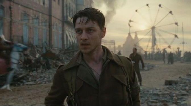 "CLASSIC MOVIE SCENES #3 – ATONEMENT— ""On Dunkirk Beach!"""