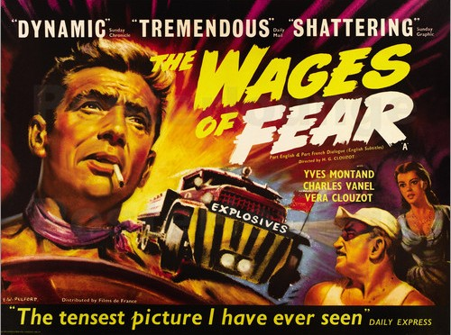 CLASSIC FILM REVIEW – THE WAGES OF FEAR (1953)