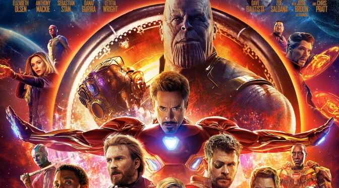 AVENGERS: INFINITY WAR (2018) – MOVIE REVIEW