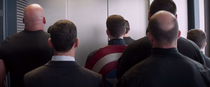 "CLASSIC MOVIE SCENES #5 – CAPTAIN AMERICA: WINTER SOLDIER (2014) – ""THE ELEVATOR SCENE"""
