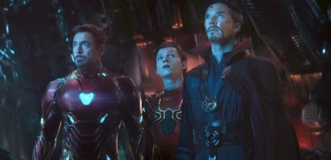 Spider-Man-Iron-Man-Doctor-Strange-Avengers-Infinity-War