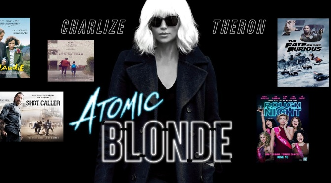 SKY CINEMA SPECIAL including film reviews of: ATOMIC BLONDE (2017), FATE OF THE FURIOUS (2017), MAUDIE (2017), SHOT CALLER and more.