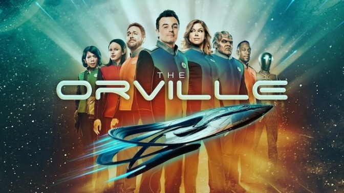 THE ORVILLE (2017) – SEASON 1 – TV SHOW REVIEW