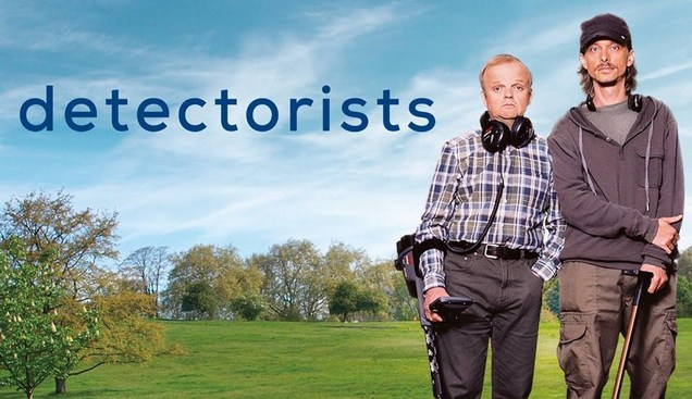 DETECTORISTS  (2014 –      ) –SEASONS 1 and 2 – BBC TV SHOW REVIEW