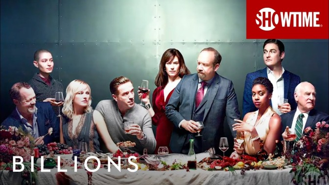 "BILLIONS (2016 –   ) – SEASON 3 – SHOWTIME REVIEW – ""Television Theatre of the highest order!"""
