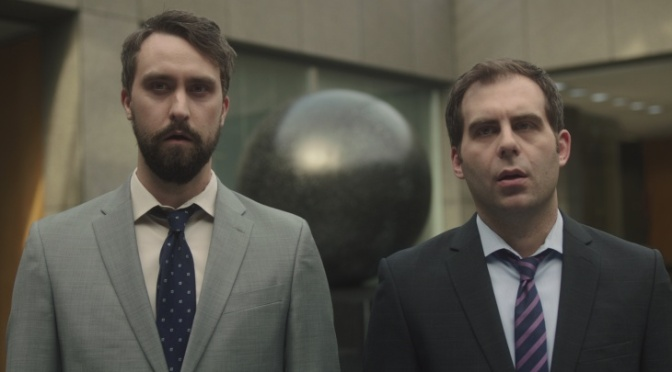 CORPORATE (2018) – COMEDY CENTRAL TV REVIEW
