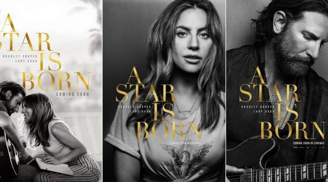 A STAR IS BORN (2018): OSCAR BINGO #1 & CINEMA REVIEW