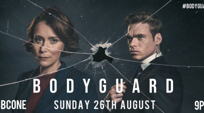 BODYGUARD (2018) – BBC TV REVIEW