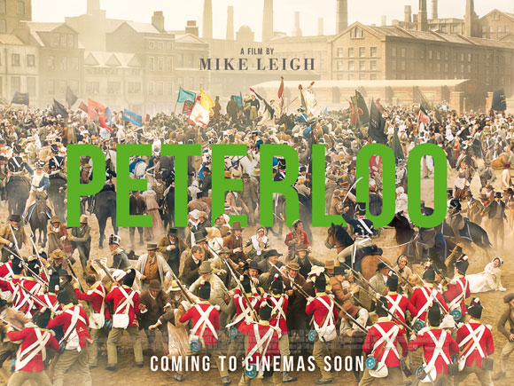 LONDON FILM FESTIVAL REVIEW – PETERLOO (2018)