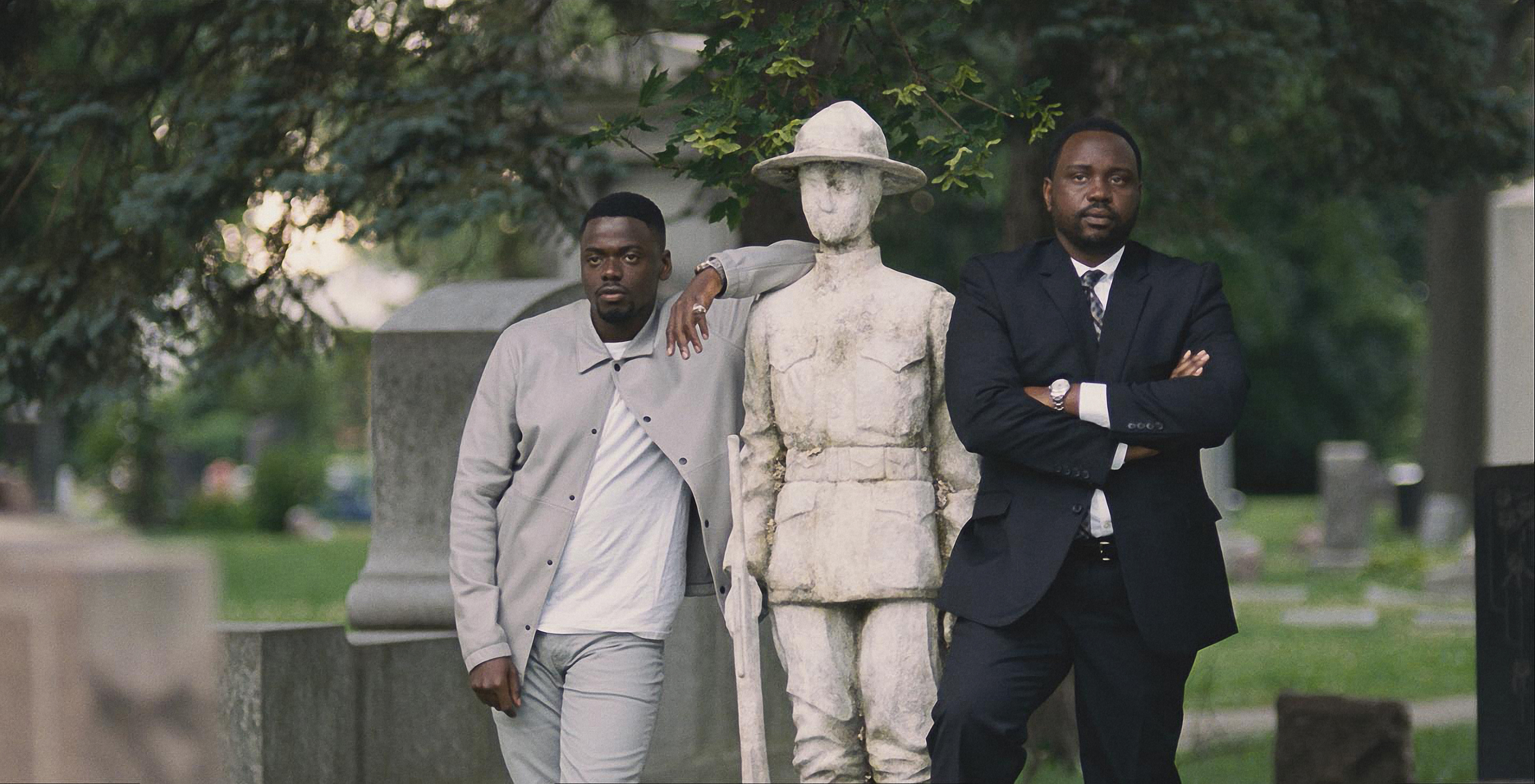 Daniel Kaluuya and Brian Tyree Henry