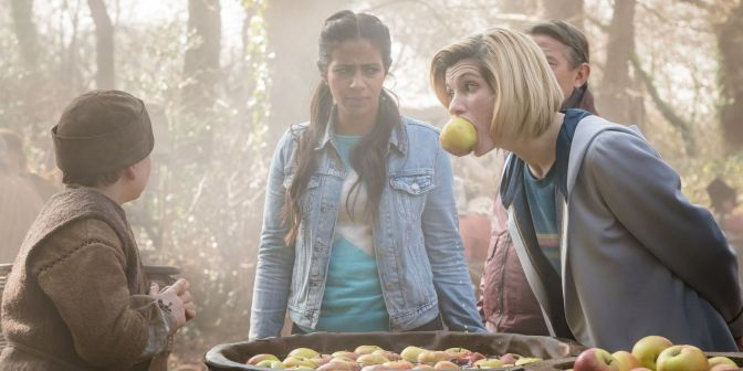 DOCTOR WHO– S11 – EP. 8 REVIEW – THE WITCHFINDERS (2018)