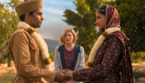Doctor Who India