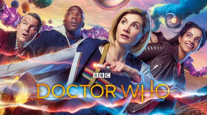 DOCTOR WHO – SEASON 11 – EP. 4 REVIEW: ARACHNIDS IN THE UK (2018)