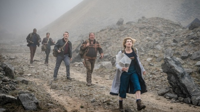 DOCTOR WHO –S11 – EP. 10 REVIEW – THE BATTLE OF RANSKOOR AV KOLOS (2018)