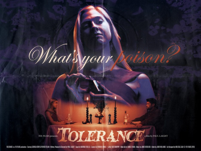 TOLERANCE (2019) – short film trailer release