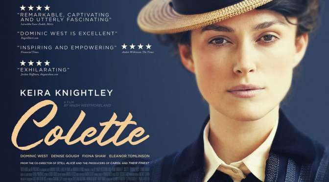 COLETTE (2018) – CINEMA REVIEW
