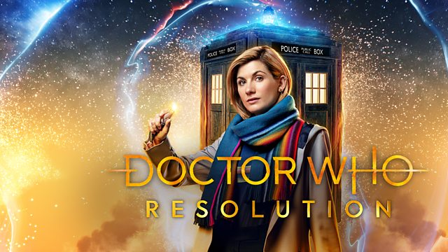 RESOLUTION (2019): DR WHO NEW YEAR'S SPECIAL REVIEW