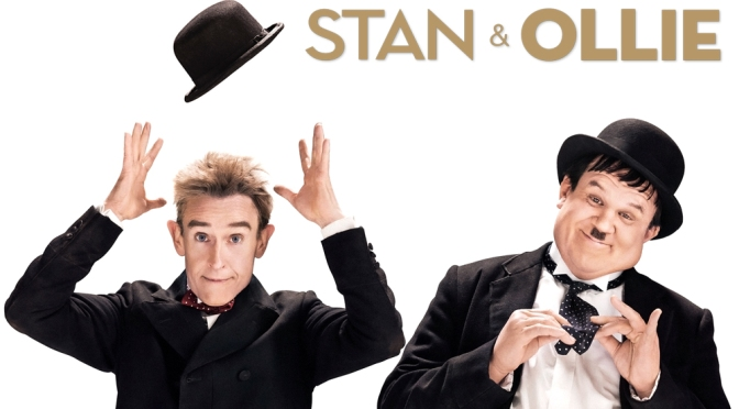 STAN AND OLLIE (2018) – CINEMA REVIEW