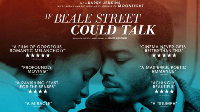 IF BEALE STREET COULD TALK (2018) – CINEMA REVIEW