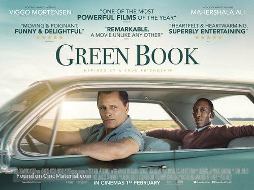 Green Book 2018 Cinema Review Oscar Bingo 4 The Cinema Fix Presents