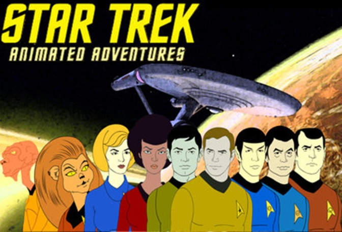 TO BOLDLY REVIEW #4 – STAR TREK – THE ANIMATED SERIES