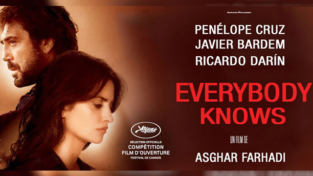 EVERYBODY KNOWS (2018) – CINEMA REVIEW