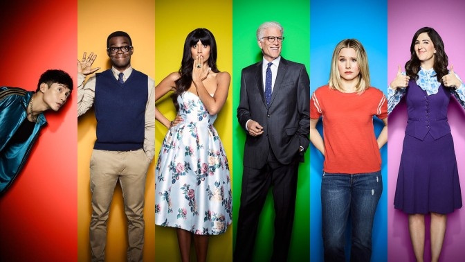 THE GOOD PLACE (S1 – S3) TV / NETFLIX REVIEW