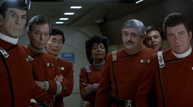 TO BOLDLY REVIEW #5 – STAR TREK – 'ORIGINAL SERIES' MOTION PICTURES