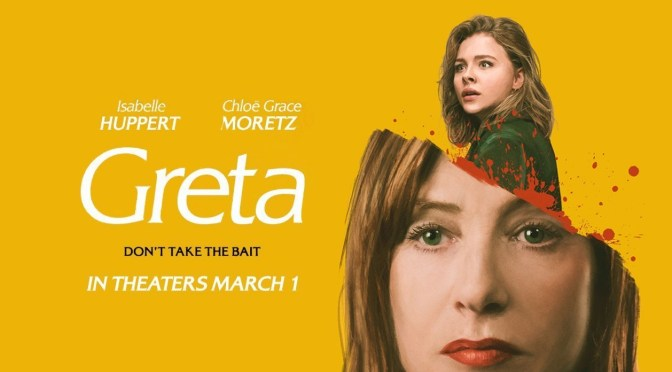 THE CINEMA FIX PRESENTS APRIL FILM ROUND-UP INC. REVIEWS OF: GRETA, LOVE, DEATH & ROBOTS, TRIPLE FRONTIER ETC.