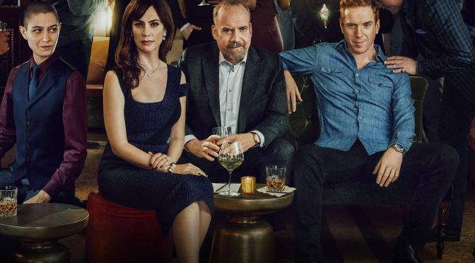 BILLIONS (SEASON 4) – TV REVIEW – MORE MACHIAVELLIAN TV MAYHEM!