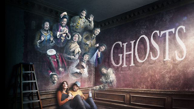 GHOSTS (2019) – BBC TV REVIEW