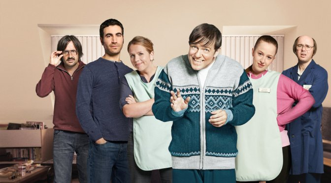 ALL 4 TV REVIEW – DEREK (2013 – 2014)