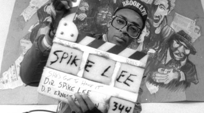 MY CINEMATIC ROMANCE #17 – SPIKE LEE