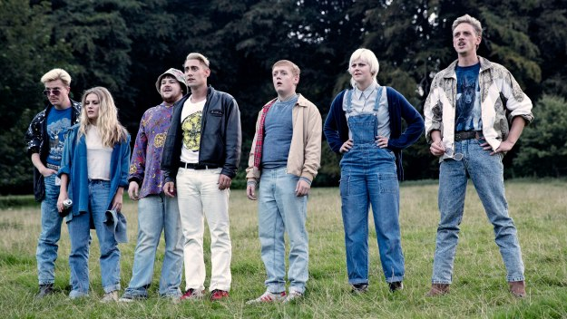ALL 4 TV REVIEW – THIS IS ENGLAND '90 (2015)