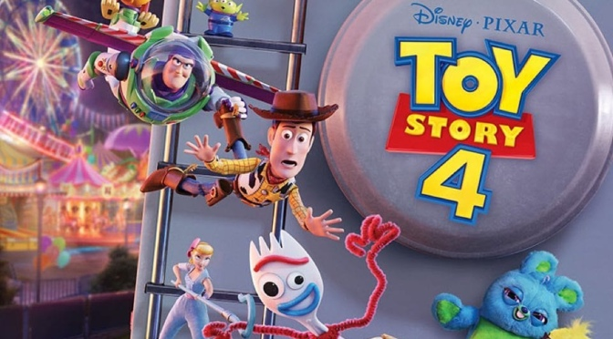 TOY STORY 4 (2019) – MOVIE REVIEW
