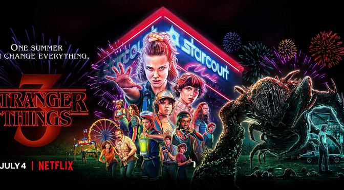 STRANGER THINGS (2019) – SEASON 3 – META-BINGO REVIEW