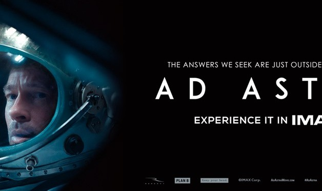 AD ASTRA (2019) – CINEMA REVIEW