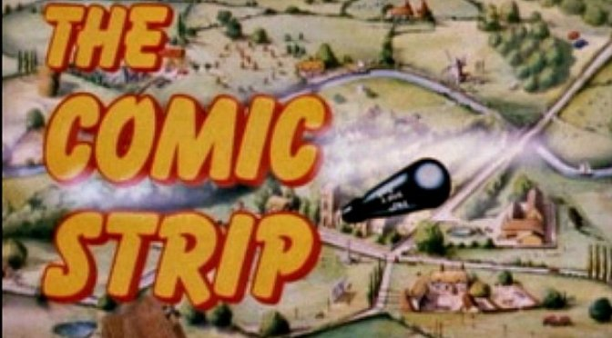 "ALL 4 CLASSIC TV REVIEW – ""THE COMIC STRIP PRESENTS"""