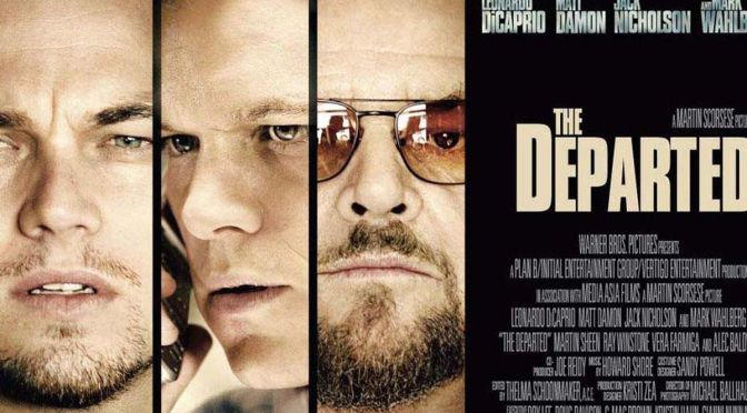 CLASSIC FILM REVIEW: THE DEPARTED (2006)