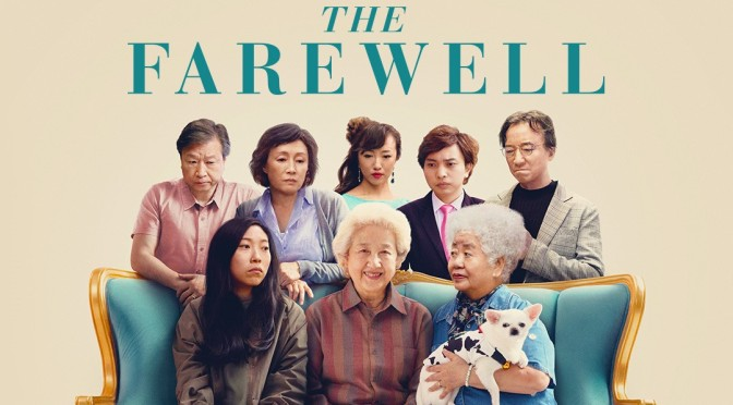 THE FAREWELL (2019) – CINEMA REVIEW