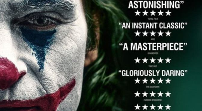 JOKER (2019) – CINEMA REVIEW