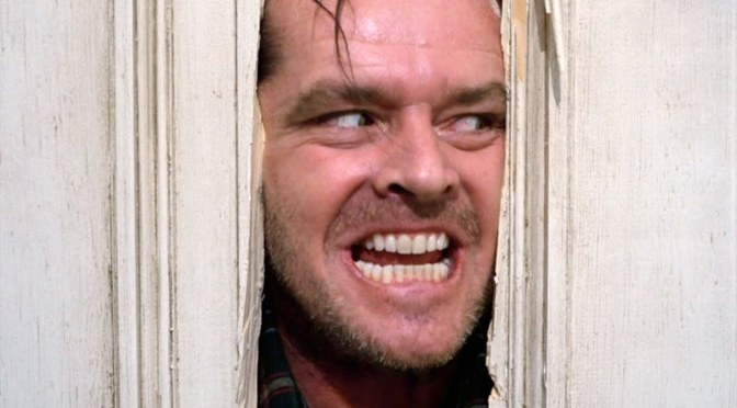 "CLASSIC FILM SCENES #10 – THE SHINING – ""HERE'S JOHNNY!"""