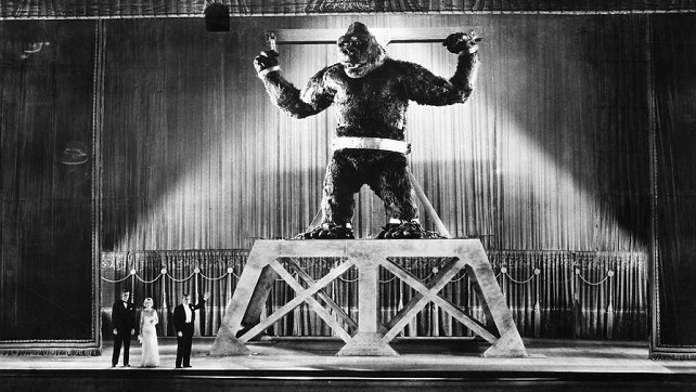 MEMORABLE FILM CHARACTERS #2 – KING KONG