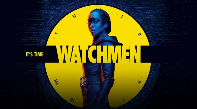 HBO TV REVIEW: WATCHMEN (2019) – META-GONZO TV OF THE HIGHEST ORDER!