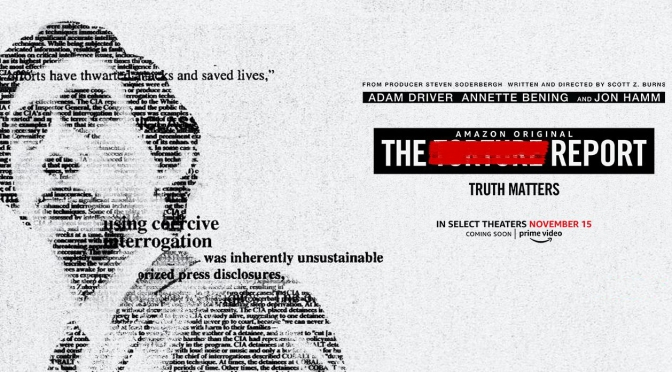 THE REPORT (2019) – AMAZON FILM REVIEW