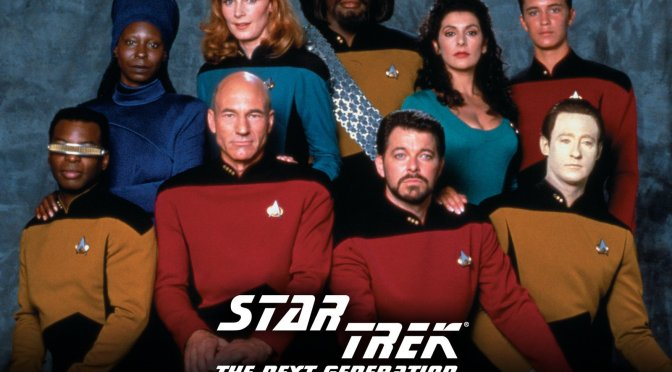TO BOLDLY REVIEW #8 – STAR TREK: NEXT GENERATION (1989 – 1990)– SEASON 3
