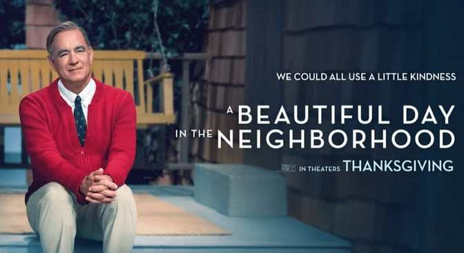 A BEAUTIFUL DAY IN THE NEIGHBORHOOD (2019) – CINEMA REVIEW
