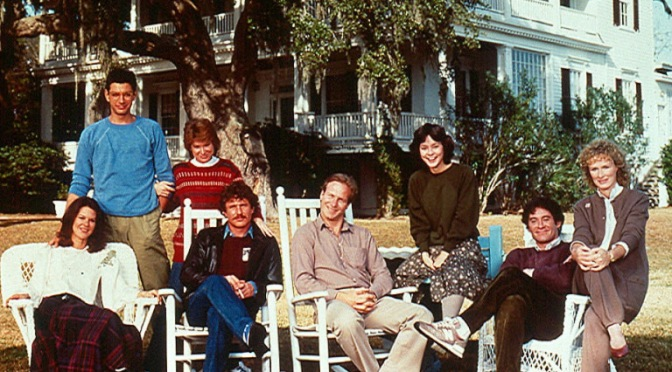 GREAT ENSEMBLE FILM CASTS #3 – THE BIG CHILL (1983)