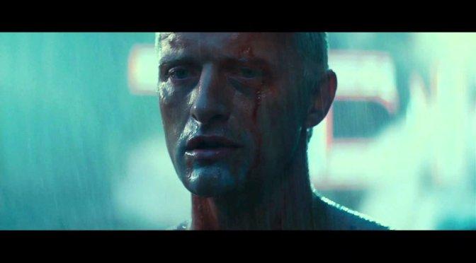 "CLASSIC MOVIE SCENES #13 – BLADERUNNER (1982) – ""TEARS IN THE RAIN."""